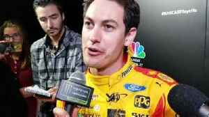 Joey Logano on previous runs at Cup titles as he preps for Sunday's Championship 4 race