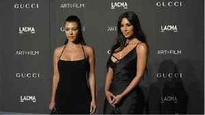 "Kim and Kourtney Kardashian Are ""Shocked and Furious"" Over Alleged Origins of SoCal Wildfires [Video]"
