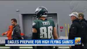 Eagles v. Saints preview [Video]