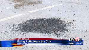 Fixing Potholes in Huntsville [Video]