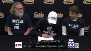 Snider trio signs to take talents to the next level [Video]