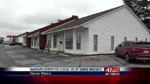 GBI executes search warrants for illegal gambling at Warner Robins businesses [Video]