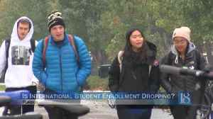 Purdue competes with schools for international students [Video]