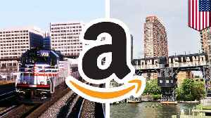 Amazon picks New York and DC area for new headquarters [Video]