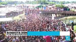 Plans to send Rohingya refugees back to Myanmar scrapped [Video]