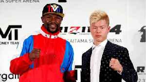 Floyd Mayweather: The Japan Fight Isn't Real [Video]
