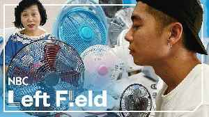 Why Korean parents believe the breeze from a fan can kill you | NBC Left Field [Video]