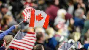 A Record Number Of Americans Sought Asylum In Canada Last Year [Video]