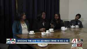 Roundtable: Crime is more preventable than flu [Video]