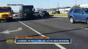 WATCH | Pasco deputies cite drivers who don't stop for school bus along US 19 [Video]