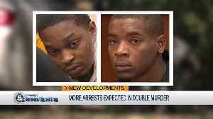 $5 million bond set for two suspects in father-daughter murder in East Cleveland [Video]