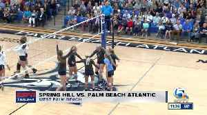 PBA takes down Spring Hill in NCAA South Regional, 3-1 [Video]