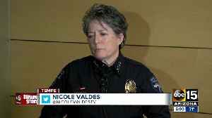 Tempe Police Chief addresses officer's conduct on trip [Video]