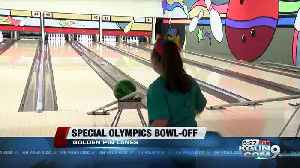 Special Olympics Arizona bowling [Video]