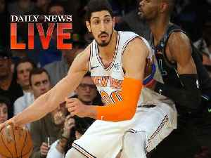 Kanter to opt in to Knicks [Video]