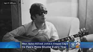 John Lennon's Killer Says He Feels 'More And More Shame' Every Year [Video]