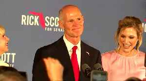 Florida to recount ballots by hand in tight Senate race [Video]