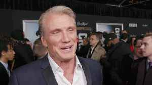Dolph Lundgren On Returning As The Soviet Boxer [Video]