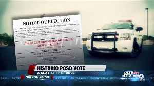 Historic Vote Results: Pima County Sheriff's Deputies vote to sit at the BOS table [Video]