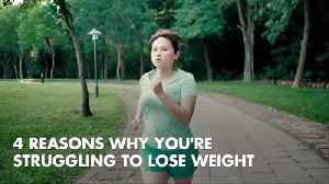 Why You May Be Struggling To Lose Weight [Video]