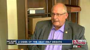 Fear of police power is one reason tighter seat belt laws have not been passed in Nebraska [Video]