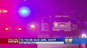 15-Year-Old Girl Shot During Domestic Incident In Fort Worth [Video]