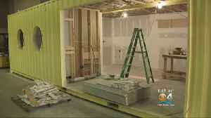 New Trend Of Container Homes Is Coming To Miami [Video]