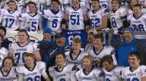 Saint Mary's Springs unbeaten again, wins title for Trent Schueffner [Video]