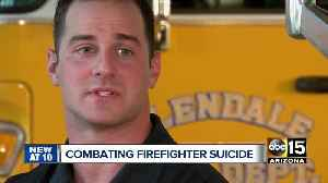 How firefighters are fighting to curb trauma and suicide rates [Video]