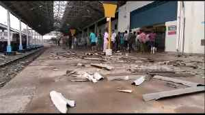 News video: Cyclone Gaja wrecks havoc in southern India, leaves more than a dozen dead