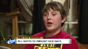 Flu clinics come to Elyria schools [Video]