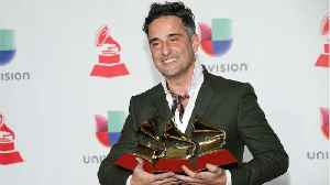 Jorge Drexler Cleans Up At Latin Grammys [Video]