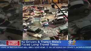 New Jersey Roads Become Parking Lots [Video]