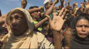 Thousands of Rohingya refugees protest repatriation plan [Video]