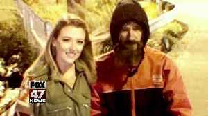 Homeless man and New Jersey couple conspired for money raised on GoFundMe, report says [Video]