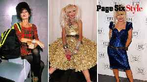Betsey Johnson will always love these fashion trends [Video]