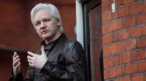 News video: US Is Reportedly Preparing to Indict Julian Assange