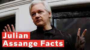 5 Facts You Didn't Know About Julian Assange  founder of Wikileaks