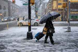 Early Snowstorm Grips Northeastern Part of the US [Video]