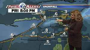 7 First Alert Forecast 1116 - Noon [Video]