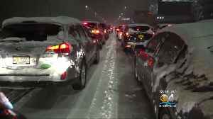 Winter Weather Chaos In The Northeast [Video]