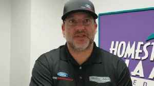 Tony Stewart on transition from driver to owner in NASCAR [Video]