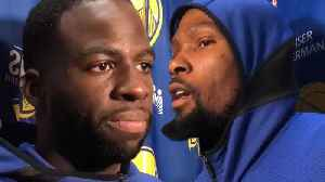 "Draymond Green Dared Kevin Durant To Leave Warriors! "" We Don't Need You To Win"" [Video]"