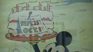 Rare Mickey Mouse posters up for auction on anniversary [Video]