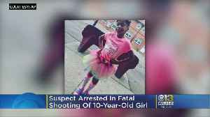 Another Suspect Arrested In Fatal Shooting Of 10-Year-Old [Video]