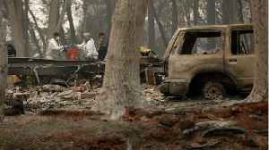 Hundreds Missing After Wildfire Burns Down Town [Video]