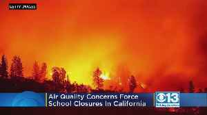 Full List: Smoky Air Prompts Several Colleges And School Districts To Close [Video]