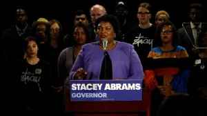 News video: Stacey Abrams Acknowledges Brian Kemp Will Win Georgia Governor Race