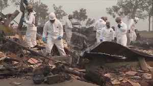 63 Dead, As Many As 600 Missing in California`s Camp Fire [Video]