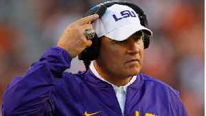 Kansas Finalizing Deal to Hire Les Miles as Jayhawks Head Coach [Video]